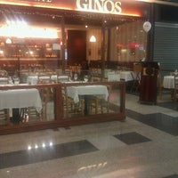 Photo taken at Ginos Málaga-Nostrum by Virginia P. on 12/13/2012