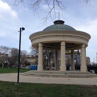 Photo taken at Pere Marquette Park by Steve K. on 4/30/2013