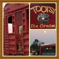 Photo taken at Toots Ice Cream by Jonathan on 8/20/2013