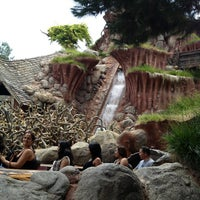 Photo taken at Splash Mountain by Cyn on 7/5/2013