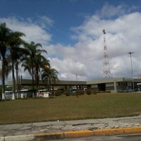 Photo taken at Terminal Rodoviário Geraldo Scavone by Cristiane M. on 9/22/2012