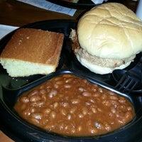 Photo taken at Whitner's BBQ by Blake M. on 10/18/2012