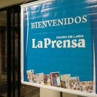 Photo taken at Diario La Prensa by Freddy B. on 4/20/2013