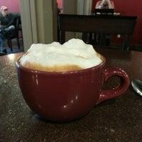 Photo taken at Serious Coffee by John K. on 4/27/2013
