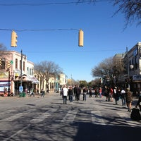 Photo taken at 6th Street by Bastian B. on 3/10/2013