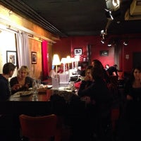 Photo taken at Bistrot des Cinéastes by Nils B. on 12/13/2014