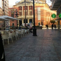 Photo taken at Teatre Principal by Engracia S. on 2/16/2015