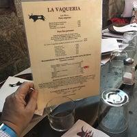 Photo taken at La Vaquería by Francisco T. on 12/26/2016