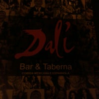 Photo taken at Dali Bar & Taberna by Paula S. on 1/25/2013