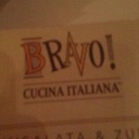 Photo taken at BRAVO! Cucina Italiana by Don Don B. on 1/7/2013