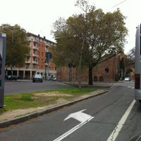Photo taken at Porta Mascarella by Too M. on 3/25/2014