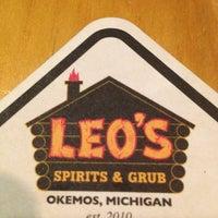Photo taken at Leo's Spirits & Grub by Cassandra on 3/3/2013