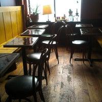 Photo taken at Golden West Cafe by Jennifer D. on 2/28/2013