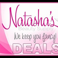 Photo taken at Natasha's Beauty Supply by Natasha's Beauty Supply on 5/6/2014