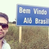 Photo taken at distrito alo brasil by Edson M. on 3/1/2014