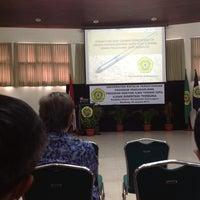 Photo taken at Universitas Katolik Parahyangan (UNPAR) by Elise on 1/19/2013