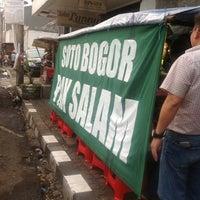 Photo taken at Soto Pak Salam by Elise on 9/15/2012