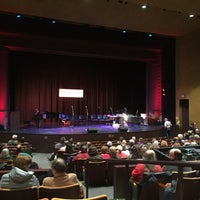 Photo taken at Edmonds Center for the Arts by Chuck on 12/23/2015