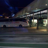 Photo taken at Birmingham Coach Station by Mike M. on 11/17/2012