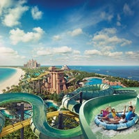 Photo taken at Aquaventure Waterpark by Aquaventure Waterpark on 9/23/2014