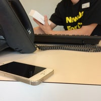 Photo taken at Sprint Store by Shana P. on 9/24/2014