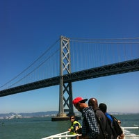 Photo taken at Oakland Ferry Terminal by Kathy on 8/17/2013