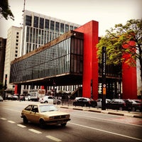 Photo taken at São Paulo Museum of Art by Billy C. on 2/17/2013