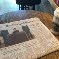 Photo taken at Starbucks by Okan E. on 9/15/2014