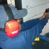 Photo taken at Dominion Shooting Range by Marc C. on 9/22/2012