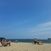 Photo taken at Long Island Sound by Z. Joselyn Q. on 9/10/2016