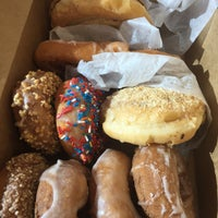 Photo taken at Doughboy's Donuts by Christian S. on 7/21/2015