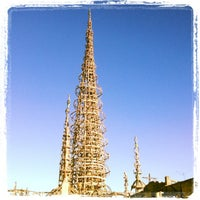 Photo taken at Watts Towers of Simon Rodia State Historic Park by Sex drugs on 11/20/2012