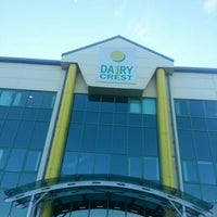 Photo taken at Dairy Crest National Distribution Centre by Jim W. on 10/15/2012