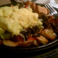 Photo taken at Denny's by jay b. on 9/24/2012