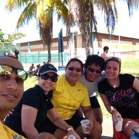 Photo taken at Colegio de Abogados by Eddy on 2/12/2013