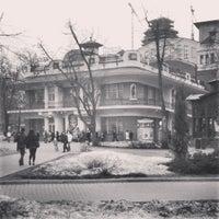 Снимок сделан в Новая опера пользователем Irene L. 4/14/2013
