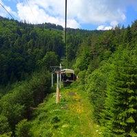 Photo taken at Кабинков Лифт Симеоново-Алеко by Metodi on 7/20/2014