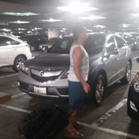Photo taken at Sea-Tac Airport Parking Garage by Fran K. on 7/3/2014