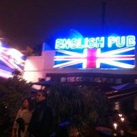 Photo taken at English Pub by Larisa on 9/15/2012