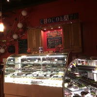 Photo taken at Sweet Paradise Chocolatier by Bonny P. on 10/21/2013