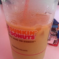 Photo taken at Dunkin' Donuts by Tiffany B. on 7/16/2013