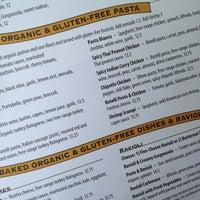 Photo taken at Picazzo's Organic Italian Kitchen by Merez L. on 7/20/2013