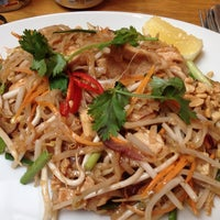 Photo taken at Thai Pot by Ali on 8/12/2013