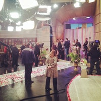 Photo taken at Windy City LIVE @ WLS ABC7 Studios by Kenny Kim P. on 5/16/2014
