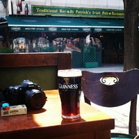 Photo taken at Irish Pub St. Patrick by Илија М. on 4/6/2013