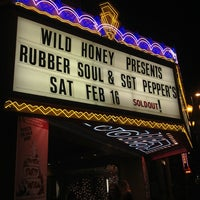 Photo taken at El Portal Theatre by Offbeat L.A. on 2/17/2013