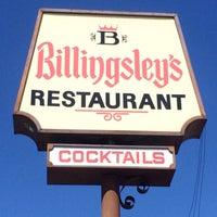 Photo taken at Billingsleys by Offbeat L.A. on 7/20/2015