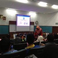 Photo taken at Balai Ilmu IPG Raja Melewar by Goldust on 7/2/2013