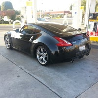 Photo taken at Shell by Leonard on 12/23/2012
