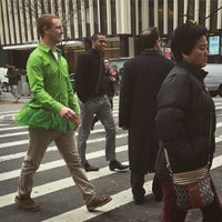 Photo taken at 1440 Broadway by Ong A. on 3/17/2015